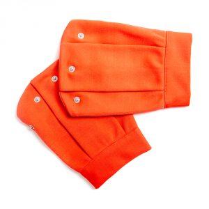 lola starr Coral Short Scuba Sleeve