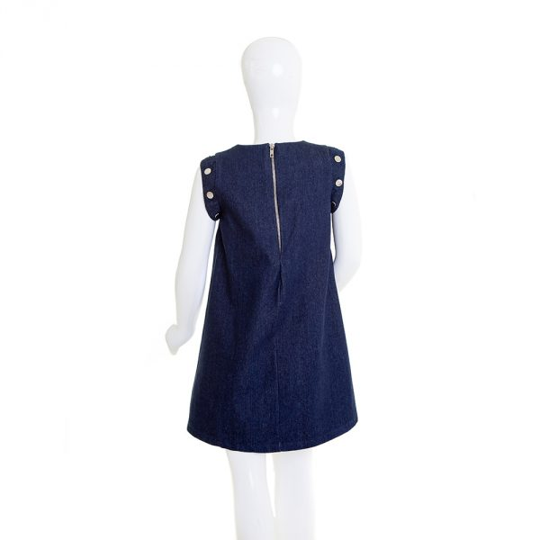 lola starr Original Denim Dress