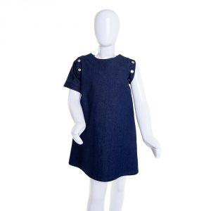 lola starr Denim Original Short Sleeve