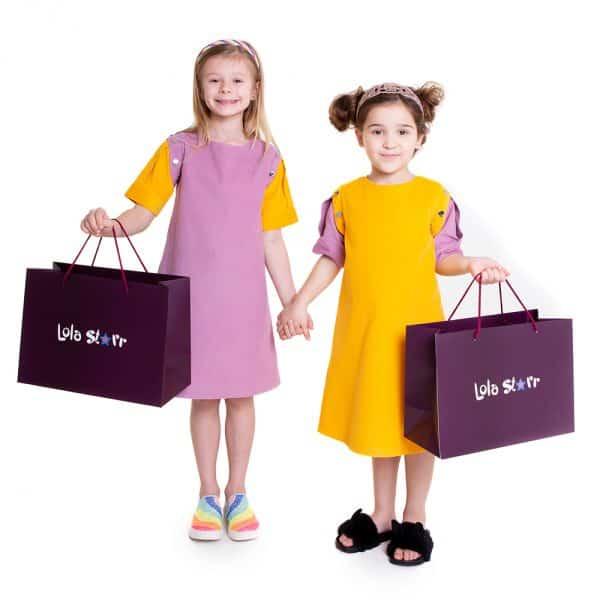 lola starr Baby Lilac Dress