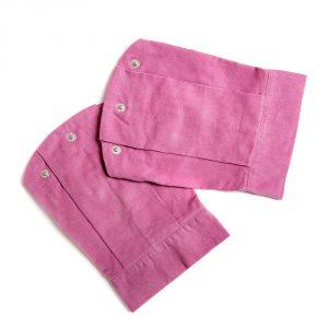 lola starr Lilac Baby Cord Short Sleeve