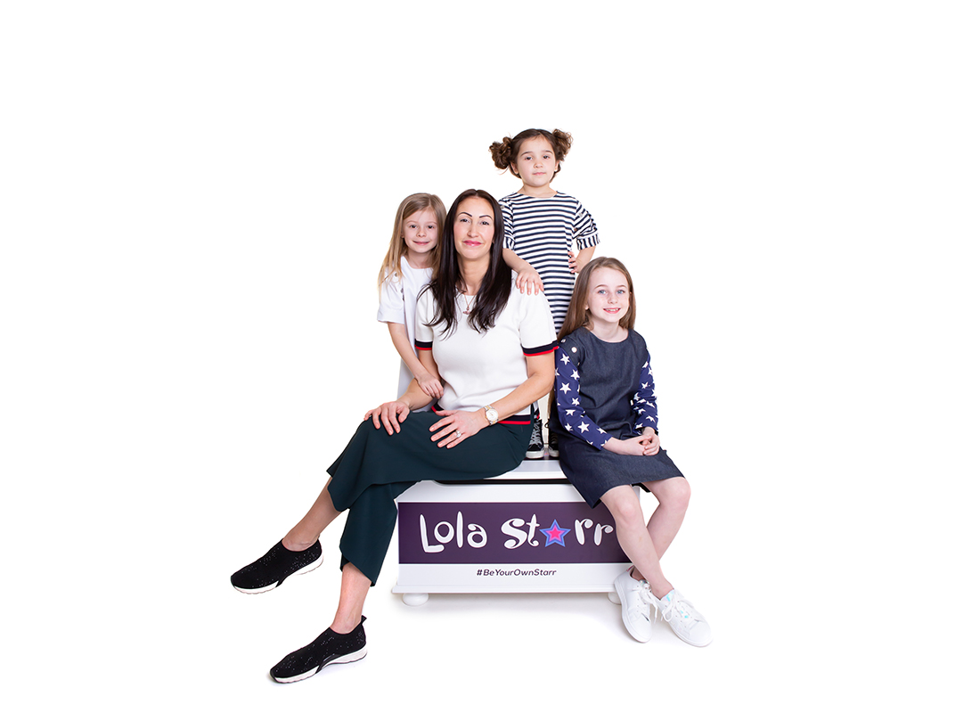 Liverpool mum is encouraging children to express themselves through fashion with her new clothing brand.