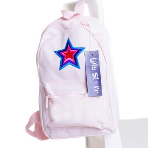 Lola Starr Pink backpack