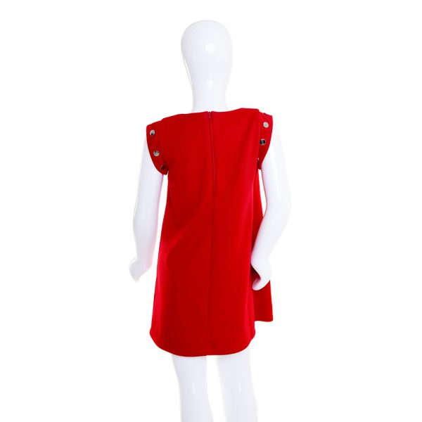 lola starr Pop Red Dress