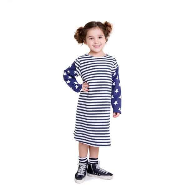 lola starr Stripe Dress