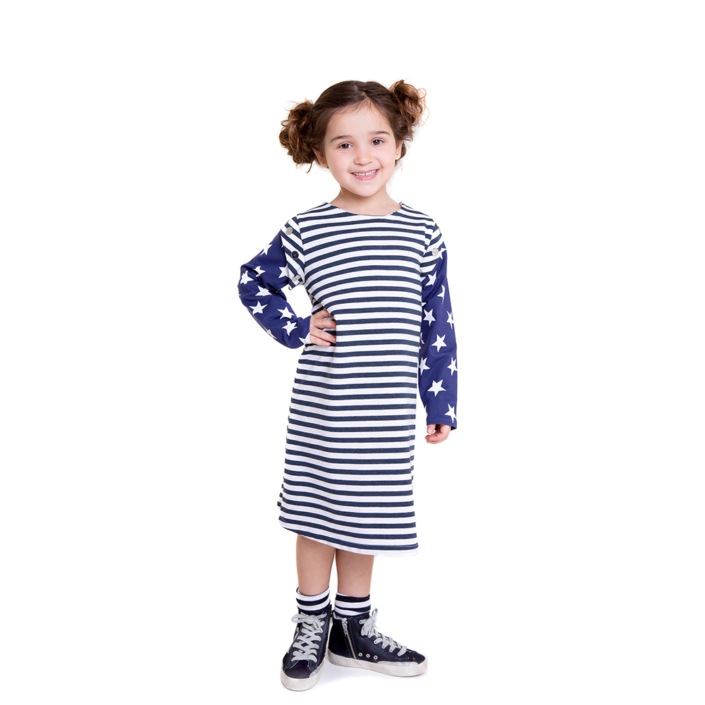 lola starr Stripe Dress