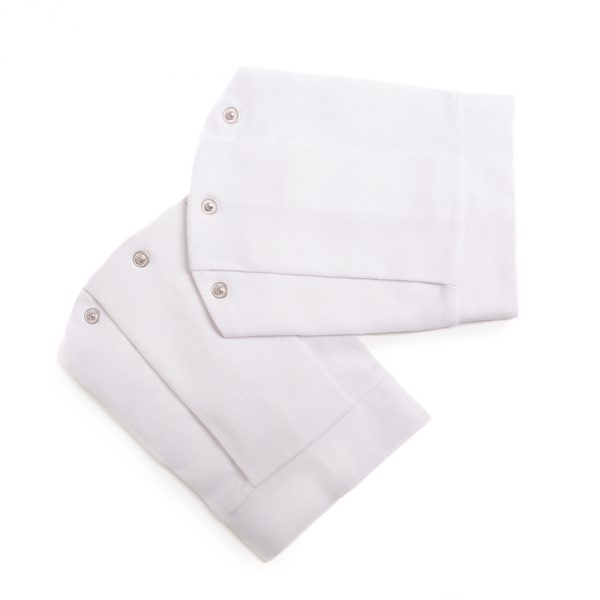 lola starr Soft Jeans White Short Sleeve