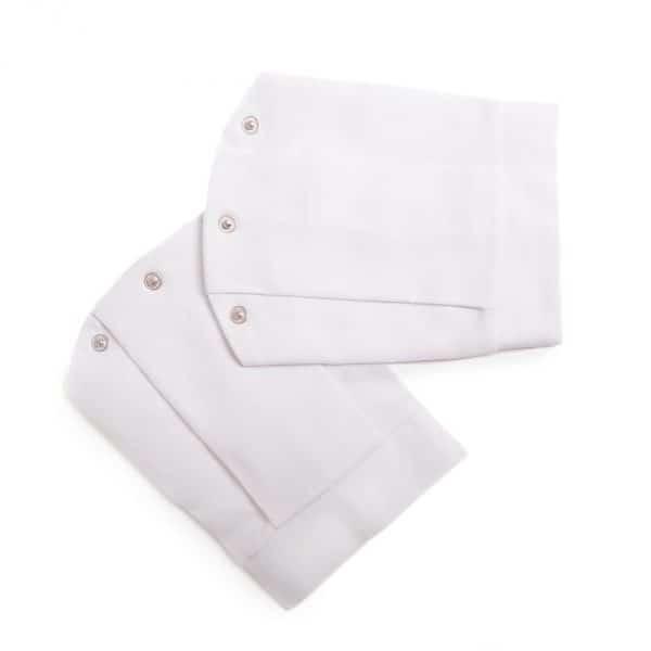 lola starr Soft Jeans White Short Sleeve