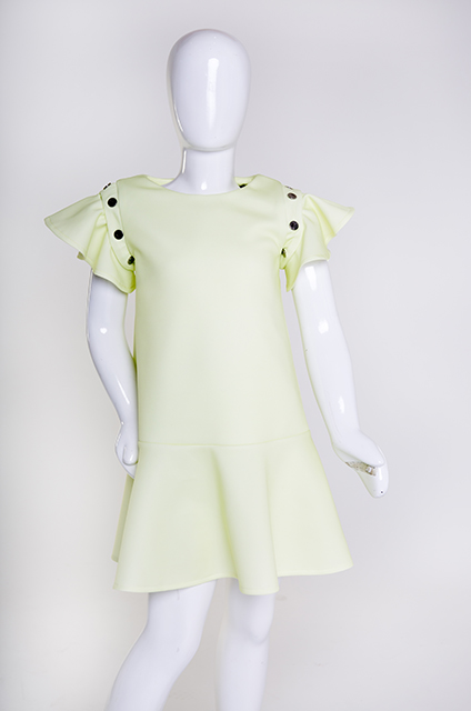Lemon dress SS20