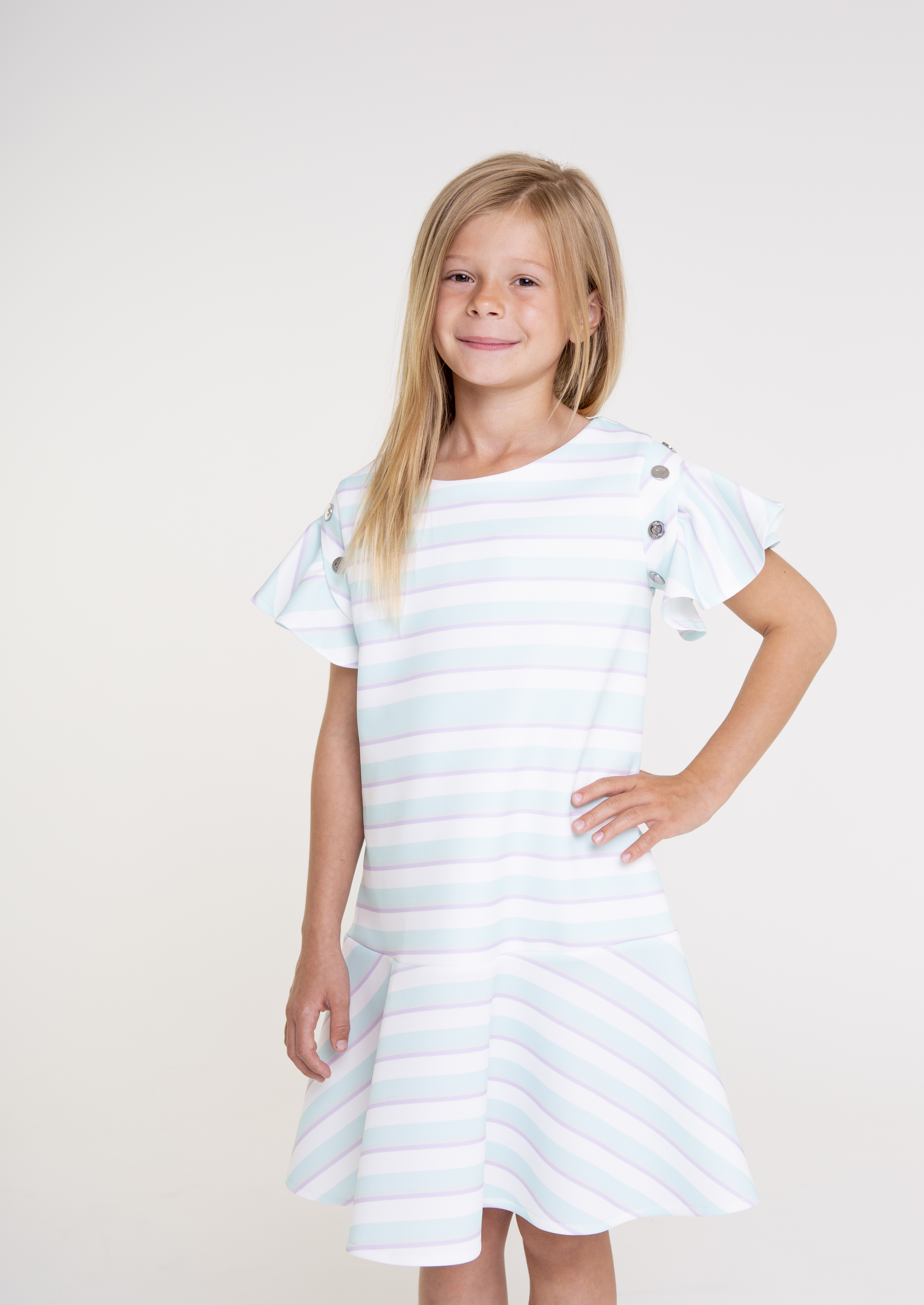 Stripe 2020 dress