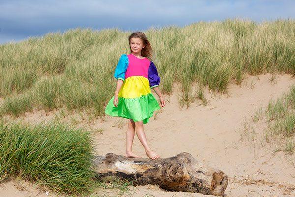 Lola beach rainbow