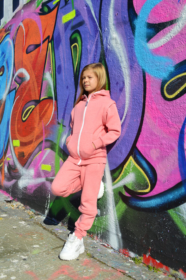 PInk tracksuit full
