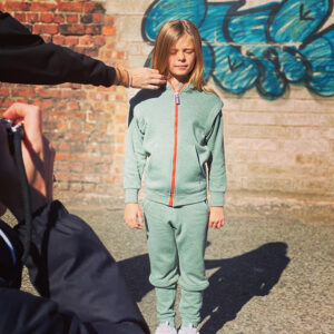 urban shoot khaki tracksuit