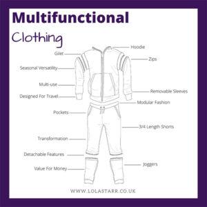 Modular clothing