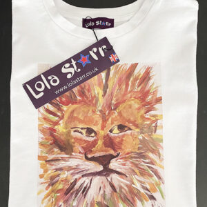 Isabel lion t-shirt